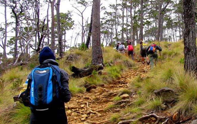 El montañismo fomenta el cuidado y amor hacia lanaturaleza