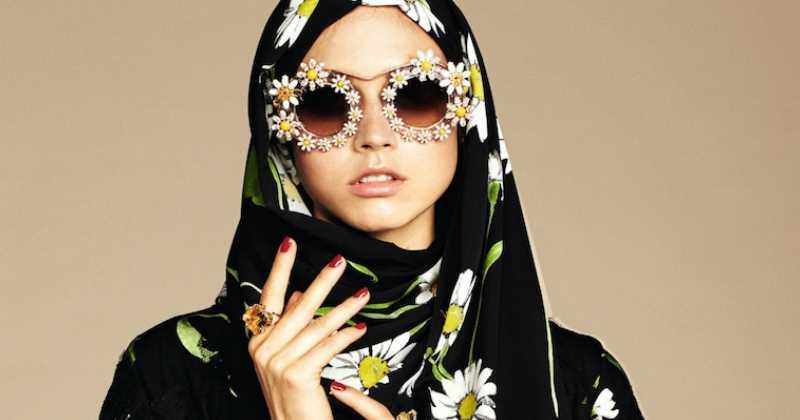 Moda musulmana: porque la religión no mutila labelleza
